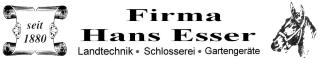 Firma Hans Esser